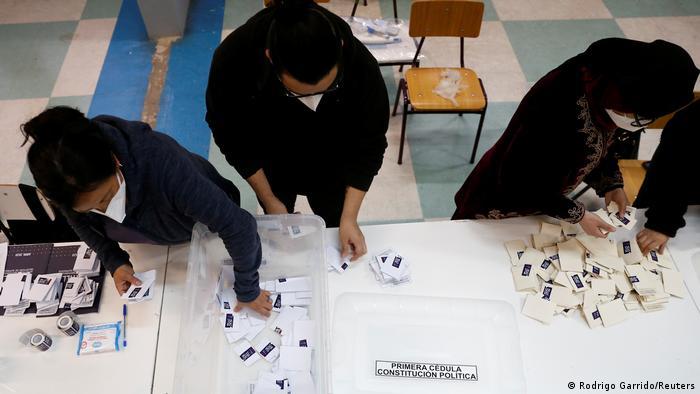 Chile | Referendum über eine neue chilenische Verfassung
