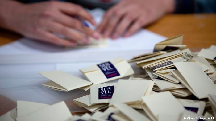 El 50,9 por ciento del electorado participó del proceso.