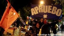Chile | Referendum über eine neue chilenische Verfassung in Santiago (Rodrigo Garrido/Reuters)