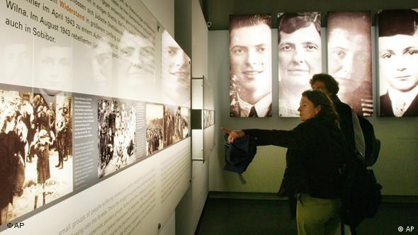 Holocaust Mahnmal in Berlin Deutschland Flash-Galerie