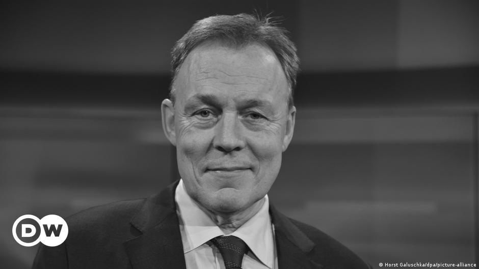 Thomas Oppermann: Leading German politician dies at 66