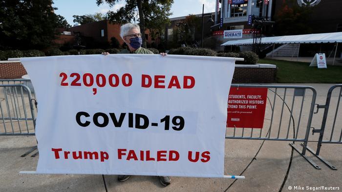 USA Präsidentschaftswahlen Unterstützer des Wahlkampfs (Mike Segar/Reuters)