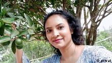 Mousumi Mukherjee Konnagar Indien