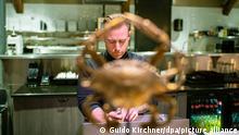 BdT Deutsch-niederländisches Fischrestaurant umgeht Corona-Regeln