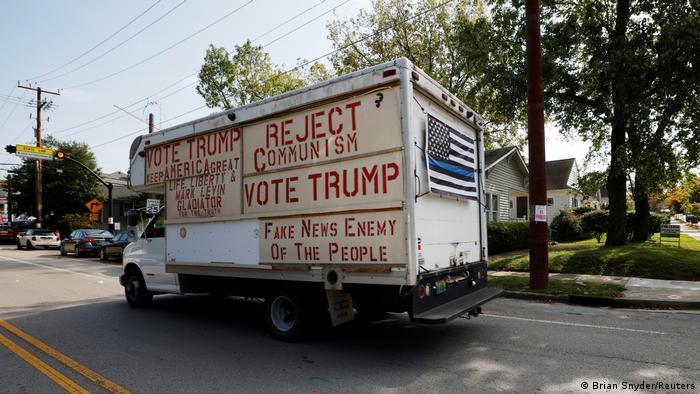 USA Nashville | Wahlkampf | Trump Anhänger (Brian Snyder/Reuters)