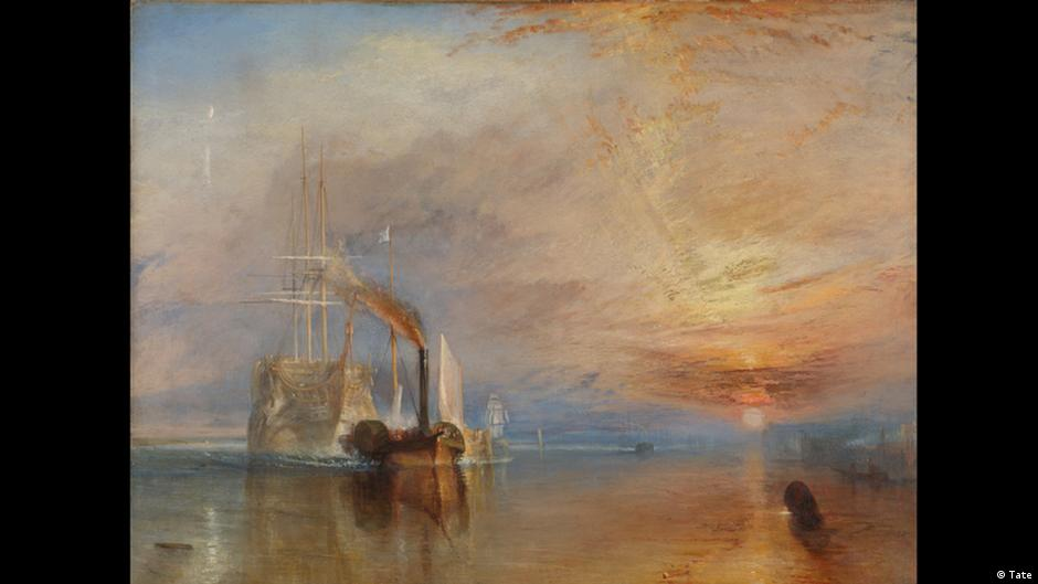Why 19th-century British painter William Turner was the chronicler of his time