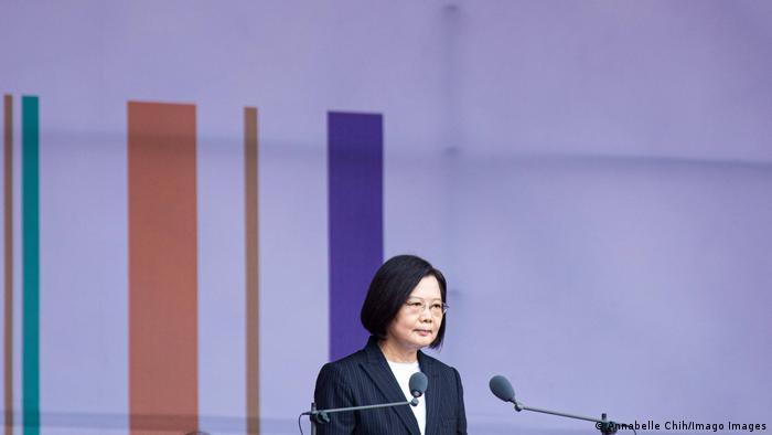 Taiwan Taipei | Präsidentin | Tsai Ing-wen