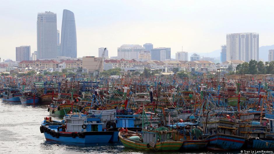 Vietnam readies mass evacuation as Typhoon Molave looms