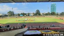 Äthiopien Nationalteam EFF Freundschaftsspiel