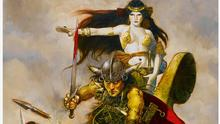 Masterpieces of Fantasy Art - Comic Ausstellung