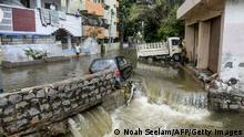 Indien Hyderabad | Hochwasser