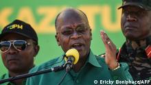 Tansania Wahlen | Präsident John Magufuli