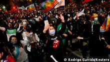 Chile   Referendum zur Verfassungsänderung