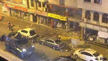 Türkei Explosion in Iskenderun / Hatay