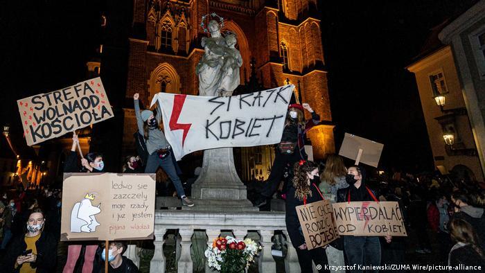 Protesti u Vroclavu