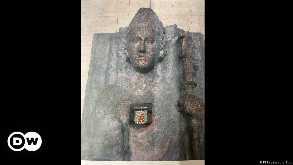 Thieves steal saint's remains from German church