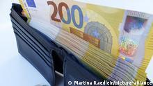 Symbolbild | Geldscheine |200 Euroscheine