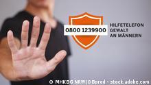Hilfetelefon Gewalt gegen Männer