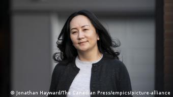 Kanada Prozess Meng Wanzhou
