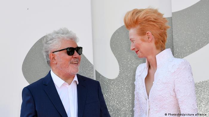 Tilda Swinton 77th Venice Film Festival The Human Voice Venedig Italien 2020