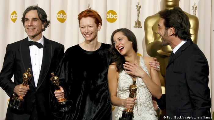 80. Oscar-Verleihung Tilda Swinton