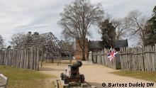 Jamestown USA englische Kolonie Nordamerika