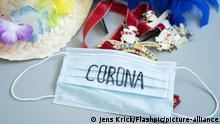 Deutschland | Karneval und Corona | Symbolbild