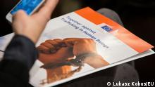 The European Commission's report Together against Trafficking in Human Beings from 2020
