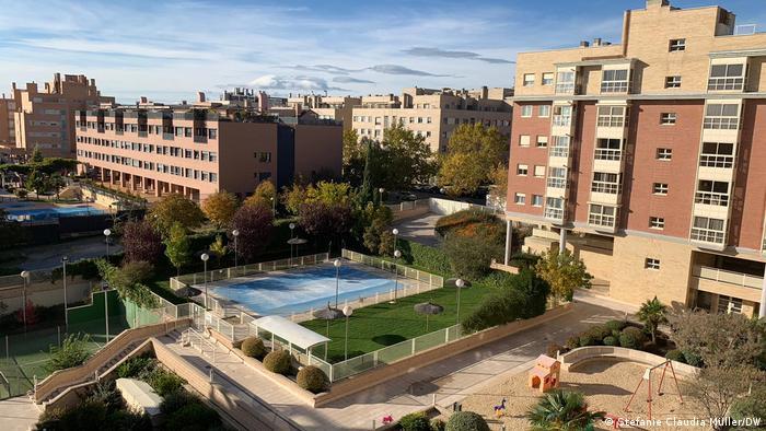 Naselje u madridskoj četvrti Montecarmelo