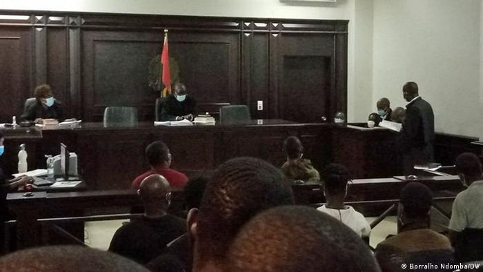 Angola Luanda | Prozess um verhaftete Demonstranten