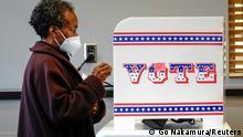 USA Präsidentschaftswahl 2020