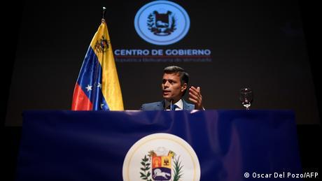Spanien Venezuela Oppositionsführer Leopoldo Lopez