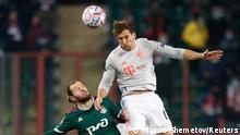 UEFA Champions League |Lokomotive Moskau vs. FC Bayern München