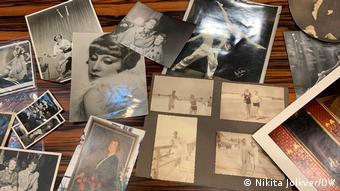 Старые фотографии и открытки, полученные авторами книги от родственницы Китти Шмидт