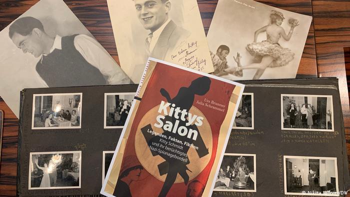 Книга Салон Китти. Легенды, факты, вымыслы. Китти Шмидт и ее скандально известный шпионский бордель