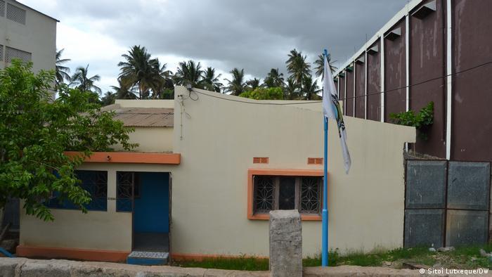 Mosambik MDM Parteidelegation in Nampula