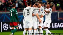 UEFA Champions League |Lokomotive Moskau vs. FC Bayern München | 2. TOR Bayern