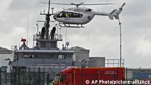 Frankreich Dunkerque |Unglück Flüchtlinge Überquerung Ärmelkanal