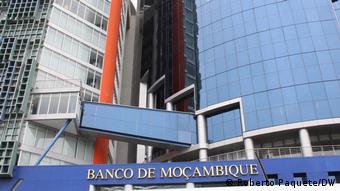 Zentralbank Mosambik I Banco de Moçambique