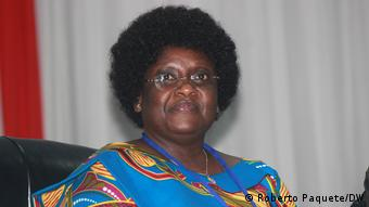 First Lady Dr. Isaura Nyusi