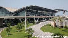 Katar Flughafen Doha (Karim Jaafar/AFP/Getty Images)