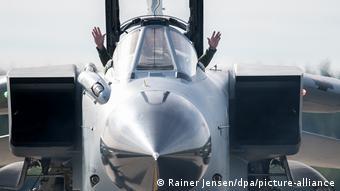 Η γερμανική πολεμική αεροπορία εκπαιδεύεται τακτικά για περιπτώσεις εκτάκτου ανάγκης