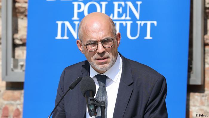 Dieter Bingen | ehemaliger Chef am DPI in Darmstadt