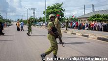 Tansania Sansibar | Wahlen | Bevölkerung geht Wählen