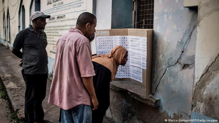 Zanzibar a son propre gouvernement et son Parlement