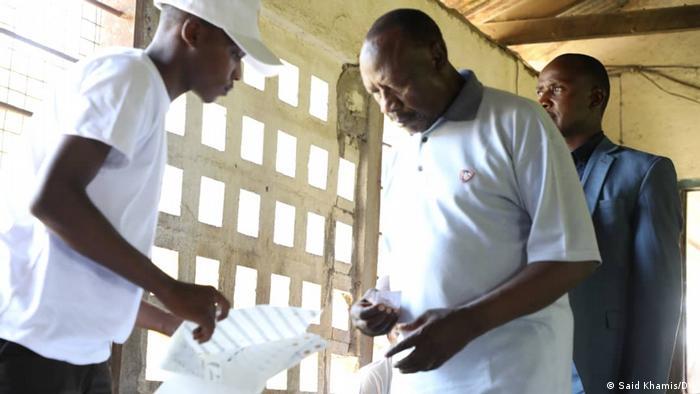 Tansania Daressalam  Wahl 2020  Ibrahim Lupumba, CUF