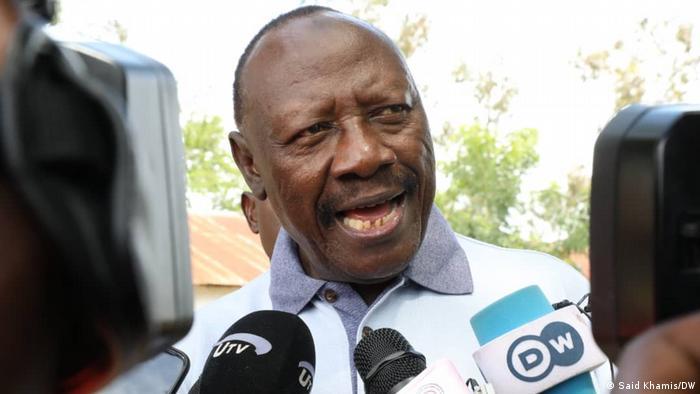 Tansania Daressalam |Wahl 2020 |Ibrahim Lupumba, CUF