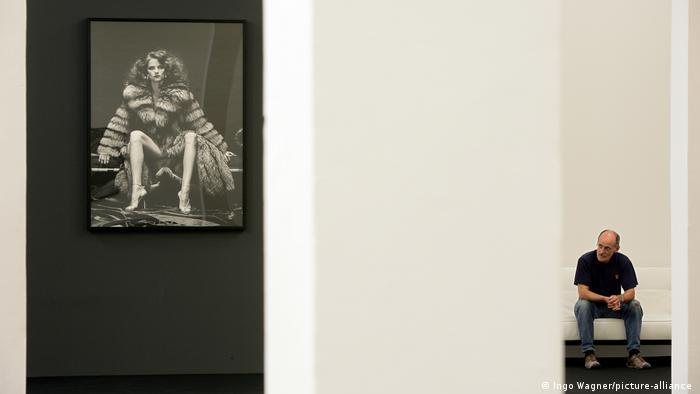 Exhibition Helmut Newton - Photographs