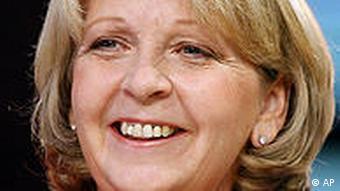 SPD leader Hannelore Kraft