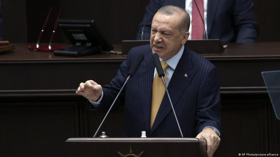 د اردوغان د کاریکاتور پر ضد سخت اعتراضونه